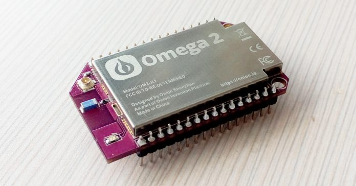 比树莓派轻巧的超迷你电脑 Omega2 正式推出!-续笔记自媒体
